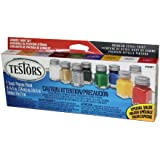 Testors 9146XT Promotional Enamel Paint Set
