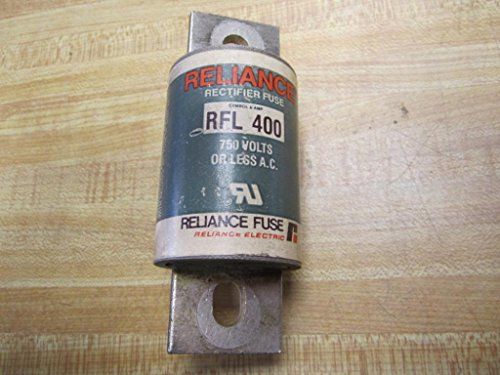 Rfl Plug (Reliance Electric RFL 400 Blade Rectifier Fuse)