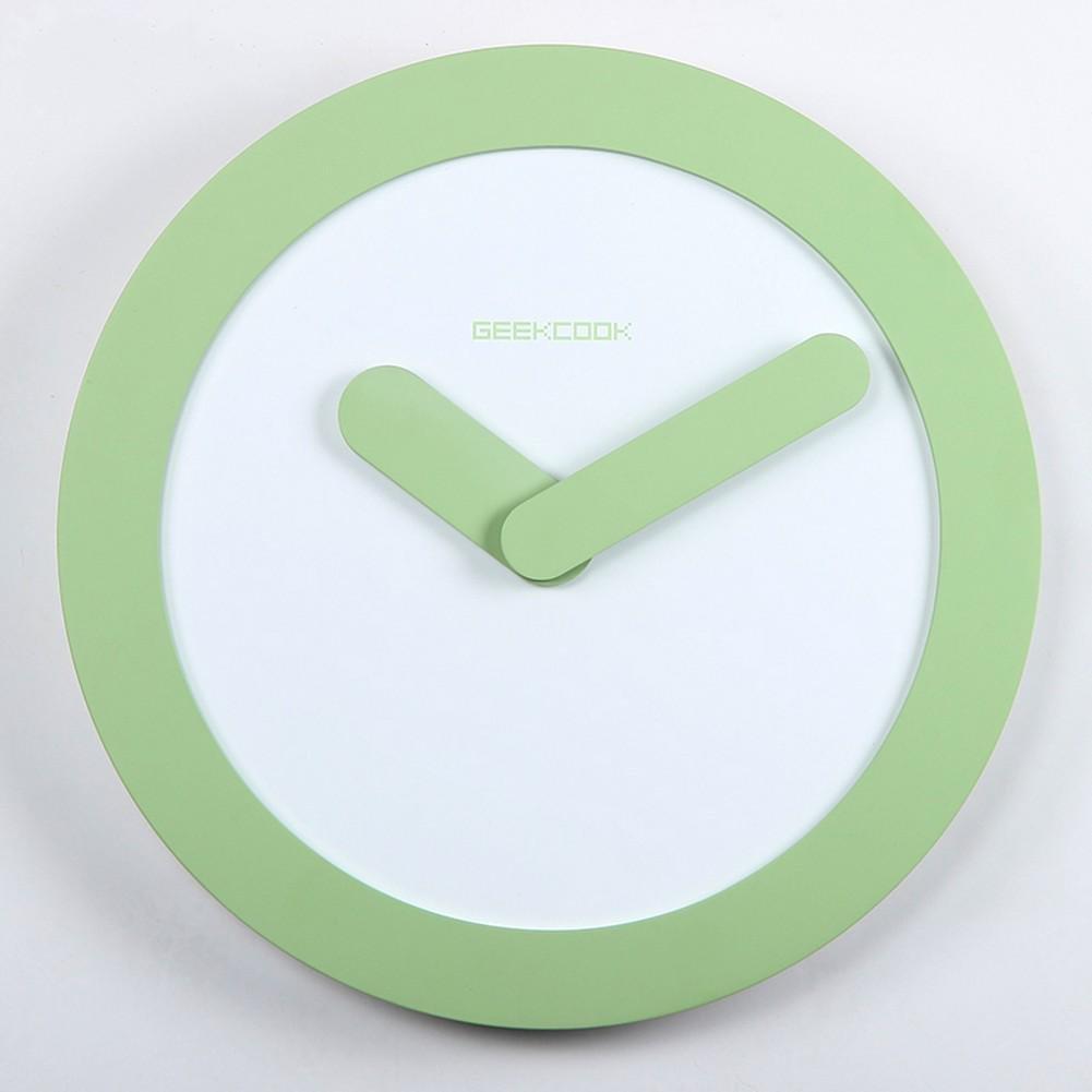 Reloj de pared moderno IKEA residencia Oficina relojes madera estilo minimalista Reloj de pared redondo: Amazon.es: Hogar