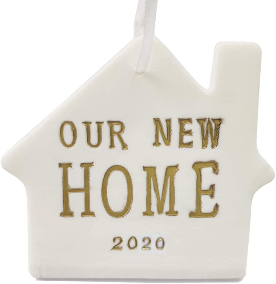 DiDida New Home Christmas Ornament 2020 Housewarming Gift