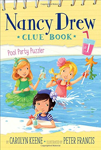 Pool Party Puzzler (Nancy Drew Clue -