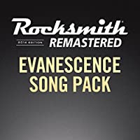 Rocksmith 2014: Evanescence Song Pack - PS3 [Digital Code]