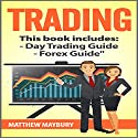 A Beginner's Guide to Day Trading - A Beginner's Guide to Forex Audiobook by Matthew Maybury Narrated by Mark Shumka