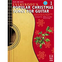Everybody's Popular Christmas Songs For Guitar Book 1