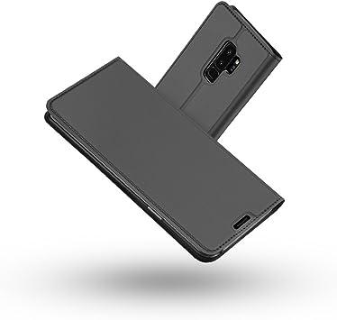 Radoo Funda Galaxy S9 Plus, Slim Case de Estilo Billetera Carcasa ...