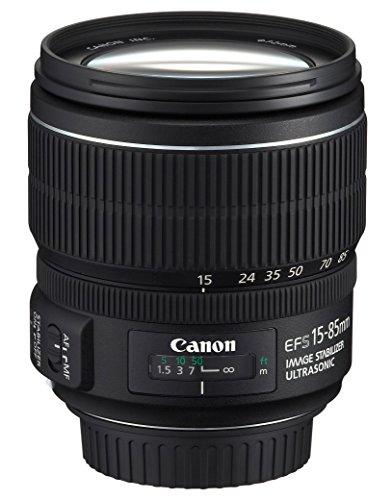 Canon 広角ズームレンズ EF-S15-85mm F3 5-5 6 IS USM APS-C対応