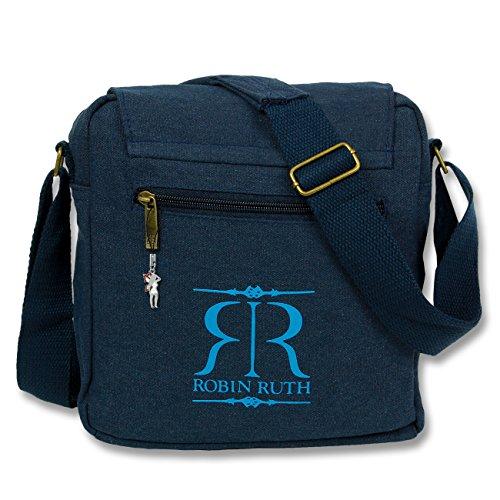 Robin Ruth , Borsa Messenger  blu blue