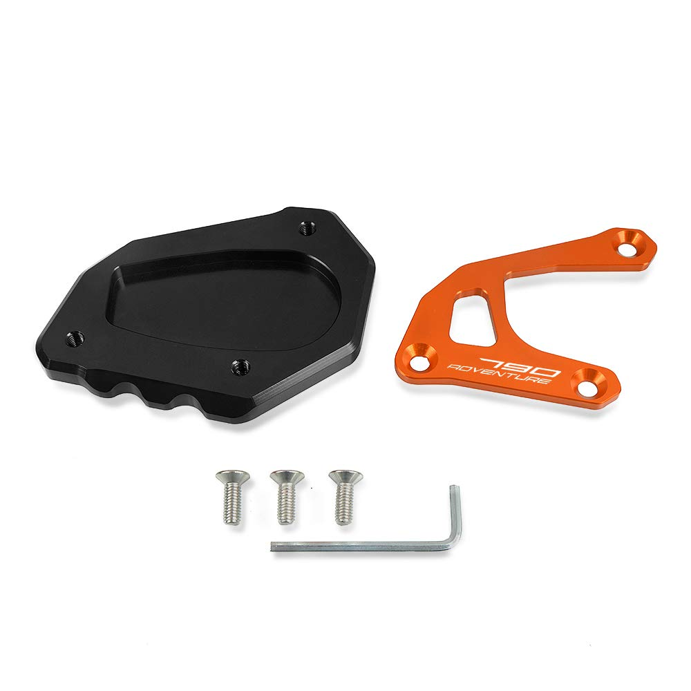 790 ADV Motorradaccessoires Vorderer Bremsfl/üssigkeitsdeckel Bremskupplungs-/Ölbeh/älter F/ür K-T-M 790 Adventure 790 ADV 2019 Orange