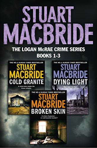 Logan McRae Crime Series Books 1-3: Cold Granite, Dying Light, Broken Skin (Logan McRae) (Logan McRae (Skin And Bones Set)