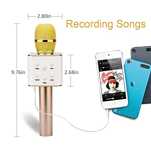 iphone karaoke microphone bonaok karaoke microphone karaoke mic player for android 1159