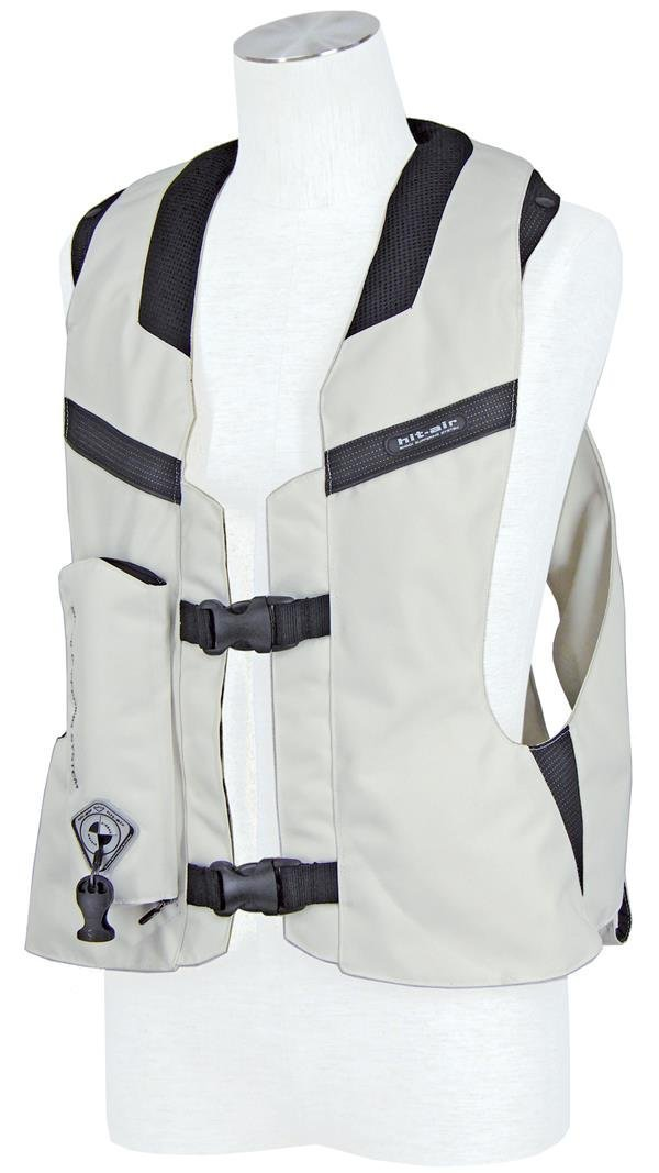 Hit-Air MLV-C Light Weight Equestrian Airbag Vest (S-L, Blue)