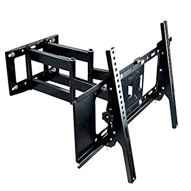 689a5e1386a Amazon.com  Sunydeal Full Motion Two Strong Arm Tilt Swivel TV Wall Mount  Bracket for Samsung Vizio Sony TCL LG 30 32 39 40 42 43 46 49 50 55 inch  LCD LED ...
