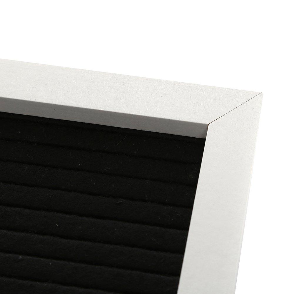 Amazon.com: Letra de fieltro tabla tablero de mensajes Sign ...