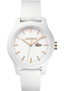 78255a4f1b Lacoste Femme Analogique Classique Quartz Montres bracelet avec bracelet en  Silicone - 2000960