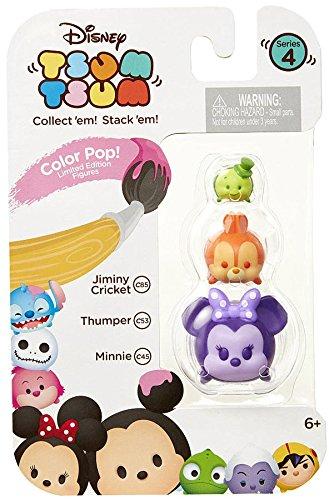 Color Pop Tsum 3 Pack Figures