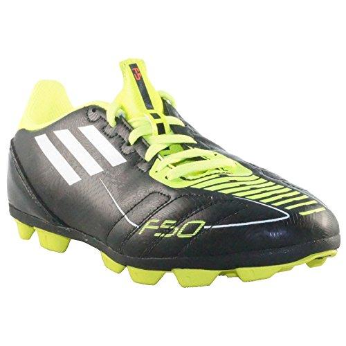 Adidas F5 TRX HG J Soccer shoes various colors, Color:bla...