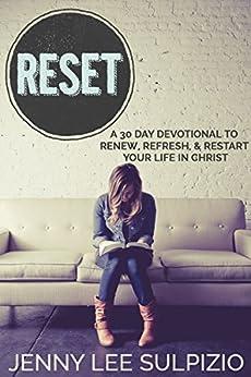 Reset Devotional Refresh Restart Christ ebook product image