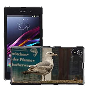 Etui Housse Coque de Protection Cover Rigide pour // M00135287 Gaviota Pájaro Zingst Animal // Sony Xperia Z1 L39 C6903 C6906 C6943 C6902