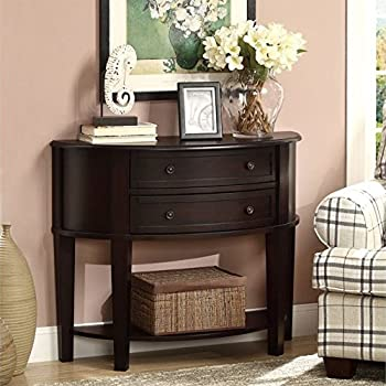 Amazon Com Coaster Storage Entry Way Console Table Hall