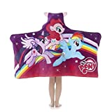My Little Pony Hooded Wrap Towel by Hasbro