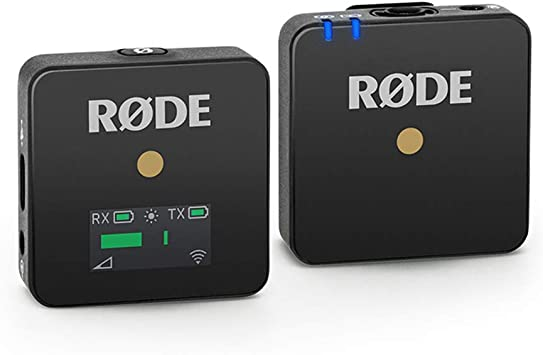 Rode Wireless Go - Compact Wireless Microphone System