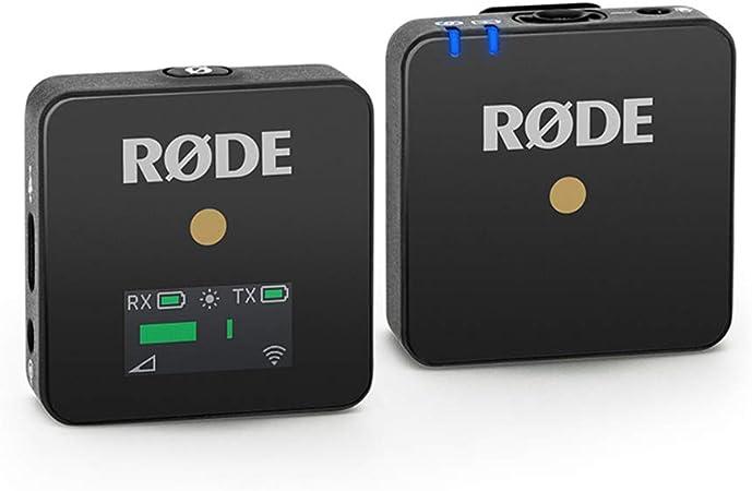 Rode RØDE Wireless GO, Sistema de Micrófono Inalámbrico Compacto ...