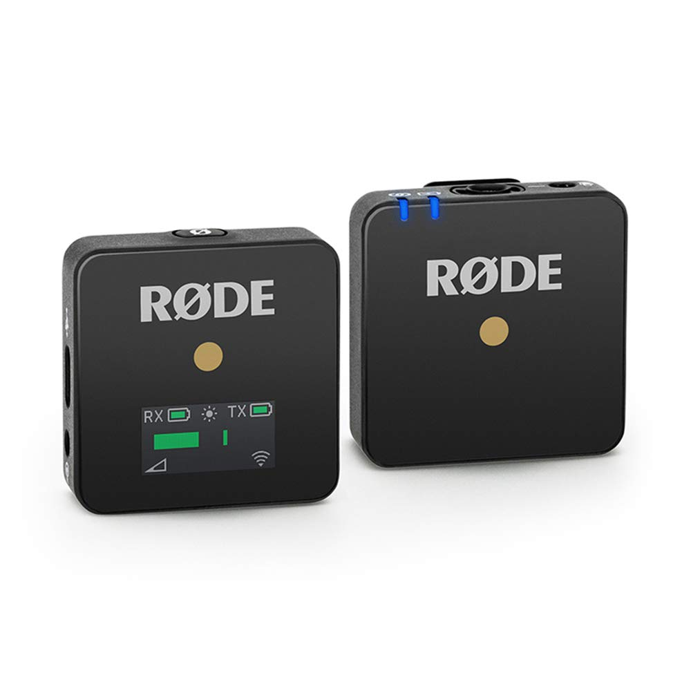 Rode Wireless Go - Compact Wireless Microphone