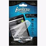 Ishieldz New Ishieldz Htc Mytouch 4G Scratch Proof Screen Protector-2 Pack Military Grade Strength