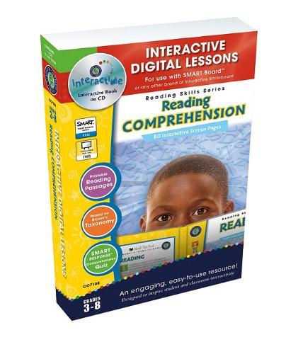 Reading Comprehension - Digital Lesson Plan (Reading Skills)
