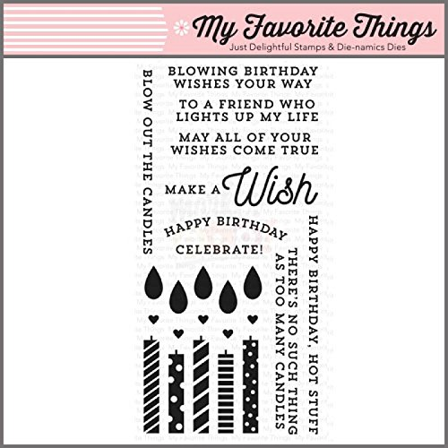 My Favorite Things Stamps, Make a Wish - Buy Online in Oman