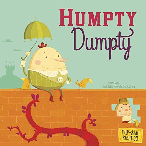 Humpty Dumpty Flip-Side Rhymes (Flip-Side Nursery Rhymes)