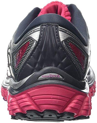 Shoes Running Glycerin Anthracite Azalea Multicolor Women's Brooks 14 wptqOInB