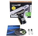 Inno3D NVIDIA GeForece GT720 MACH LowProfile Edition D5 1GB Silent HDMI 4K UHD Graphic Card