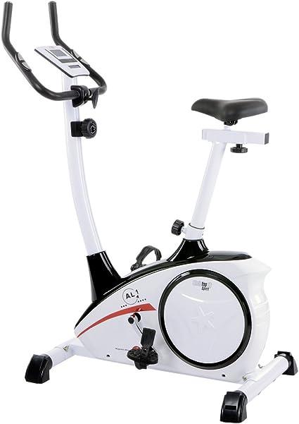 Christopeit AL 1 - Bicicleta, Magnético, Calorías, Monitor ...