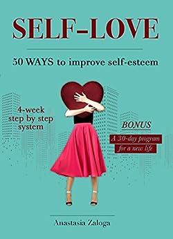Self Love 50 Ways Improve Self Esteem ebook product image