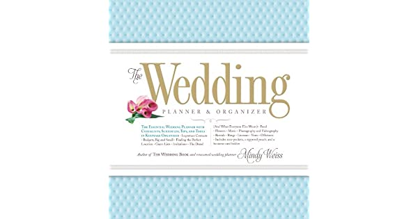 Amazon.com: The Wedding Planner & Organizer (9780761165972 ...