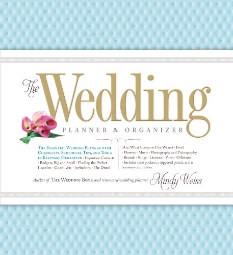 The Wedding Planner & Organizer - Wedding Planning Notebook