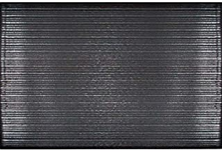 product image for Black Standard Soft Foot Anti-Fatigue Mat (2 ft x 6 ft; 3/8 in Thick) - Made in The USA