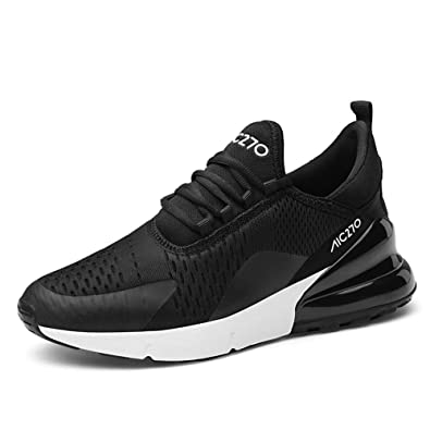 f353e4f8b AIRAVATA Women's Fashion Casual Outdoor Sports Comfortable Lightweight  Breathable Soft Slip On Trail Running Shoes,