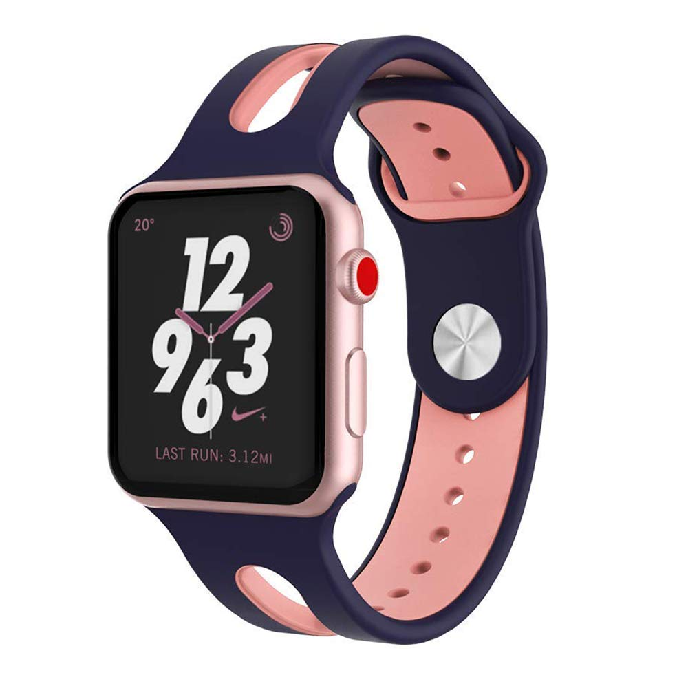 75373bc037 Mostof Compatible for Apple Watch Band 38mm 42mm