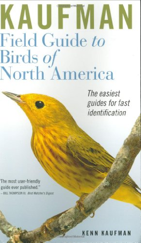 Kaufman Field Guide to Birds of North America cover