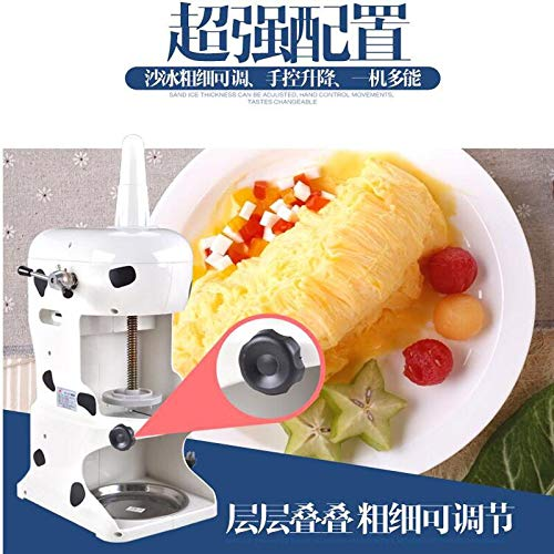 Household commercial, electric ice crusher, ice crushing