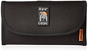 Ape Case ACPROAF Large Accessory and Filter Wallet for Lens (Black)