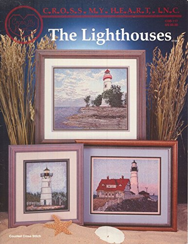 The Lighthouses - Counted Cross Stitch Patterns - Cross My H