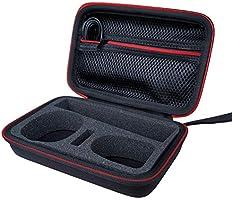Philips QP6520/30 - Funda de goma EVA para Philips QP6520/30 OneBlade Pro con zapata ajustable de corte por KOKAKO: Amazon.es: Salud y cuidado personal