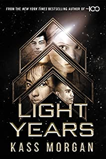 Book Cover: Light Years