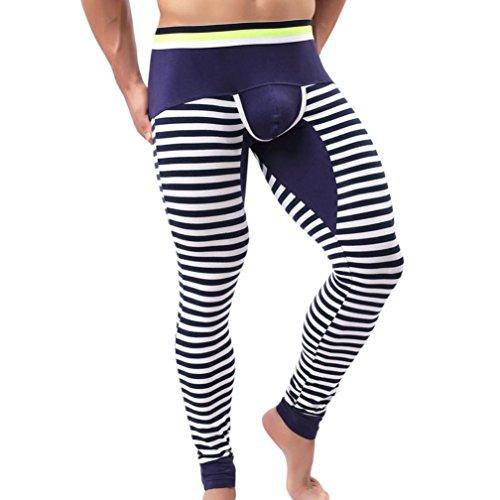 Franterd Men's Thermal Baselayer Pants