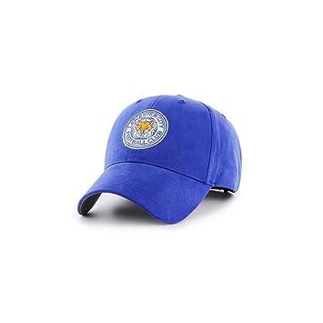38fe04076fd Official Football Merchandise Leicester City Baseball Cap - Royal Blue   Amazon.co.uk  Sports   Outdoors