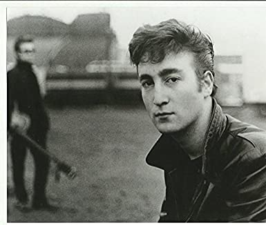 The Beatles Young John Lennon 8 X 10 Inches Close Up Photo At Amazon S Entertainment Collectibles Store