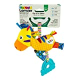Lamaze Zero The Zebra On-The-Go Baby Toy, Multi